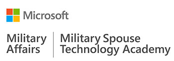 Microsoft's Military Spouse Technology Academy
